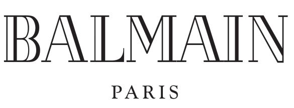 Logo BALMAIN Paris